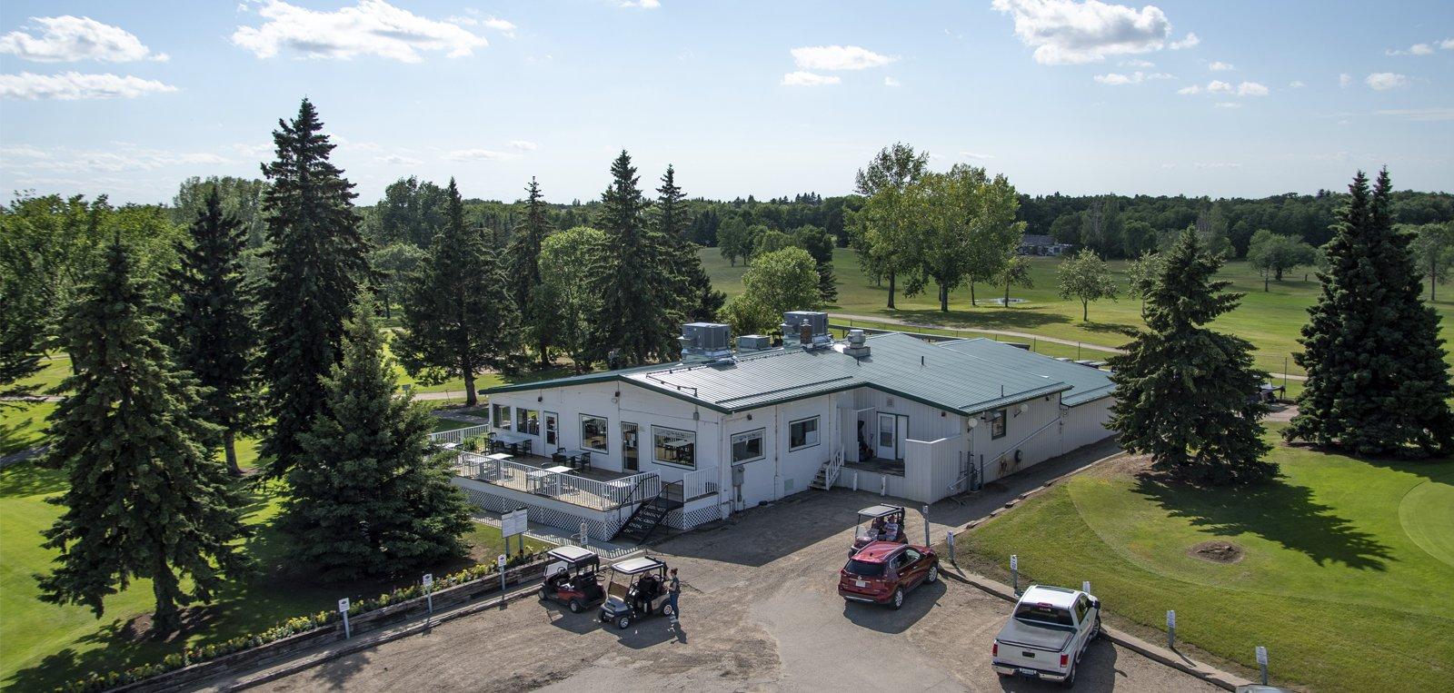 Deer Park Golf Clubhouse