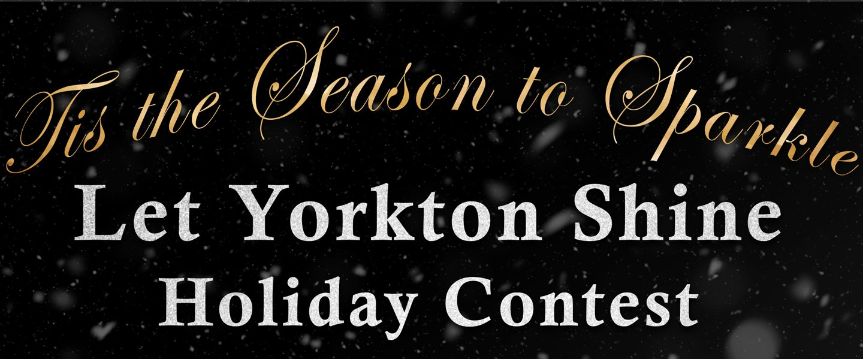 holiday contest logo