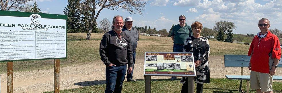 Deer Park Golf Course Centennial