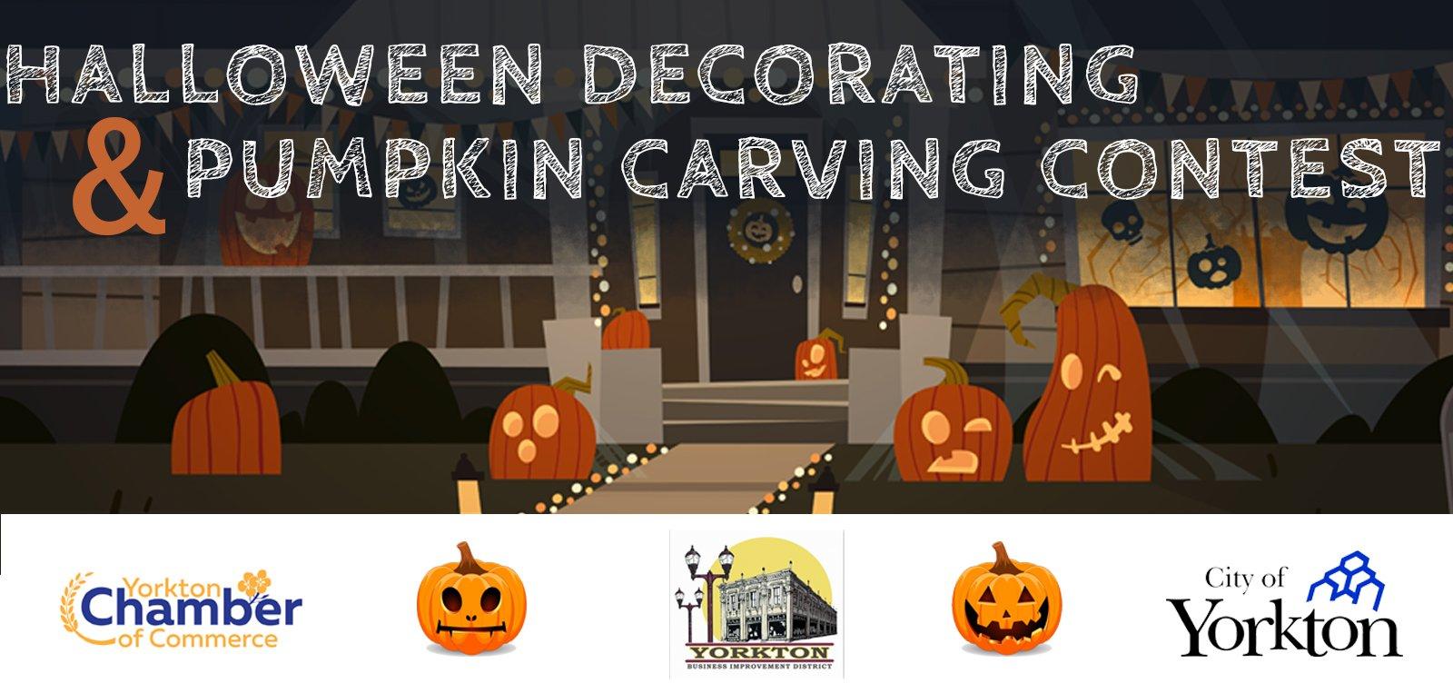 halloween contest banner