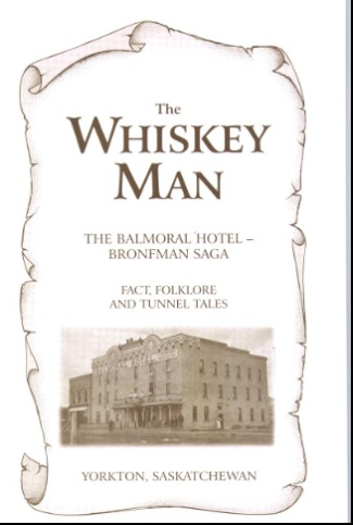 Whiskey Man front book cover